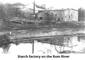 Starch Factory on the Rum River