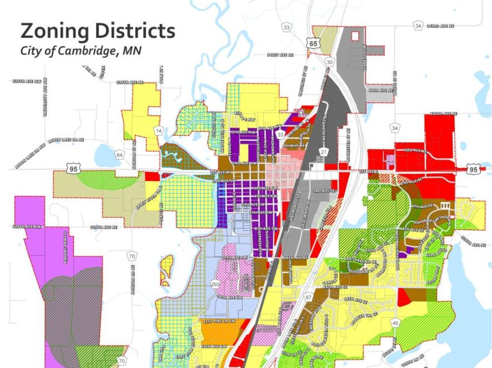 Zoning Districts Image