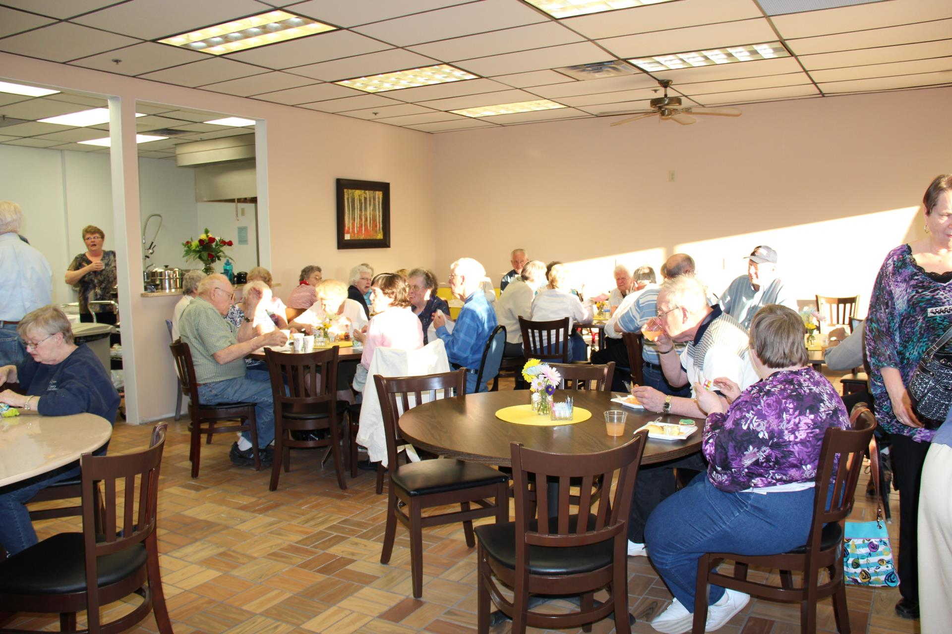 Senior Enrichment Center Cafe