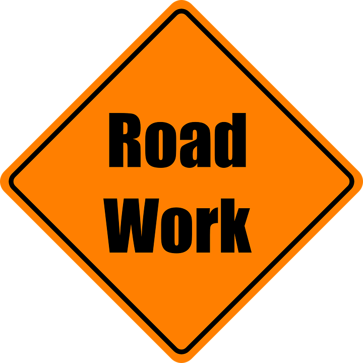 Southbound Highway 65 Lane Closure