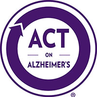 Cambridge ACT on Alzheimer's Logo
